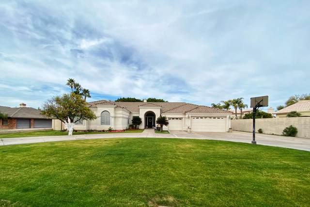 2354 E Laurel Street, Mesa, AZ 85213 (MLS #6040865) :: Russ Lyon Sotheby's International Realty