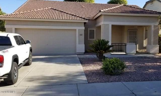 2305 N 107TH Drive, Avondale, AZ 85392 (MLS #6040873) :: The Luna Team