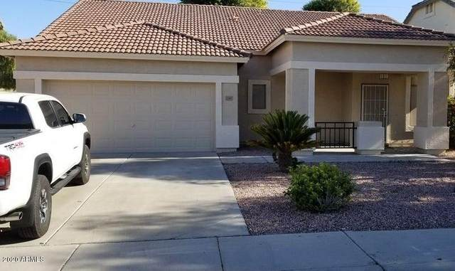 2305 N 107TH Drive, Avondale, AZ 85392 (MLS #6040873) :: RE/MAX Desert Showcase