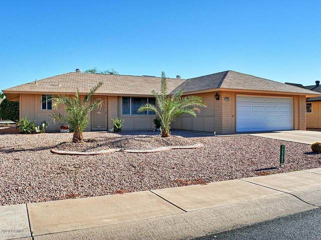 12702 W Crystal Lake Drive, Sun City West, AZ 85375 (MLS #6040890) :: Brett Tanner Home Selling Team