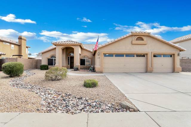 8339 W Michelle Drive, Peoria, AZ 85382 (MLS #6040892) :: Conway Real Estate