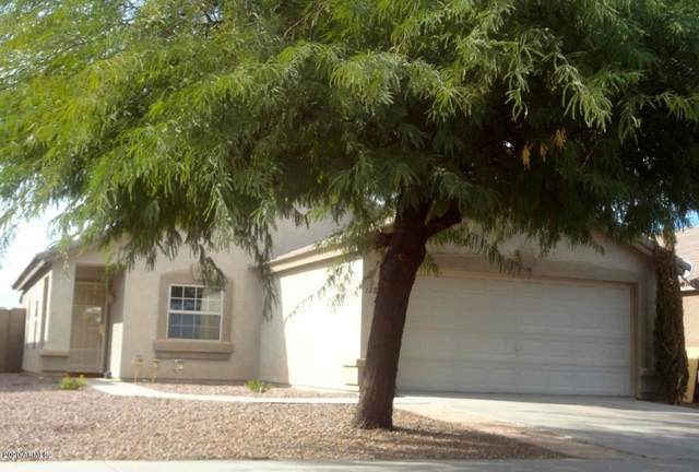 12818 N 126TH Avenue, El Mirage, AZ 85335 (MLS #6040917) :: Revelation Real Estate