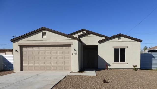 2710 E Roeser Road, Phoenix, AZ 85040 (MLS #6040921) :: Devor Real Estate Associates