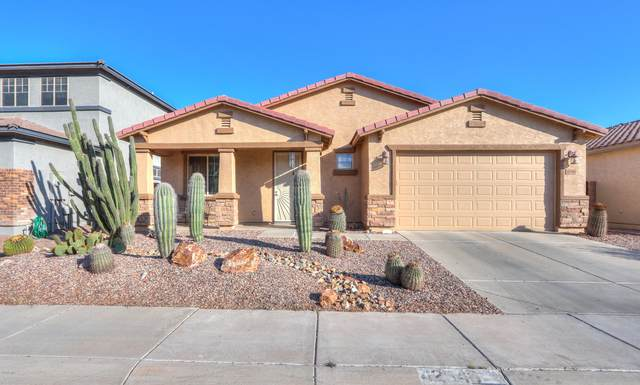42546 W Corvalis Lane, Maricopa, AZ 85138 (MLS #6040924) :: Russ Lyon Sotheby's International Realty