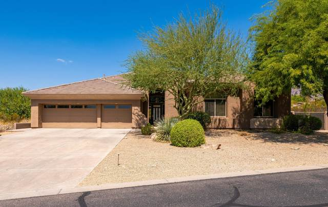 11106 E Meadowhill Drive, Scottsdale, AZ 85255 (MLS #6040927) :: Brett Tanner Home Selling Team