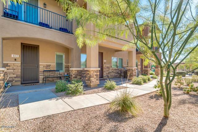 2821 S Skyline Drive #117, Mesa, AZ 85212 (MLS #6040935) :: Russ Lyon Sotheby's International Realty