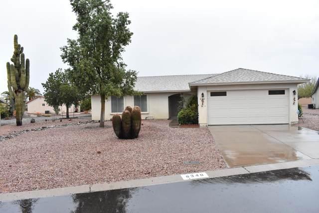 8340 E Fay Avenue, Mesa, AZ 85208 (MLS #6040968) :: Conway Real Estate