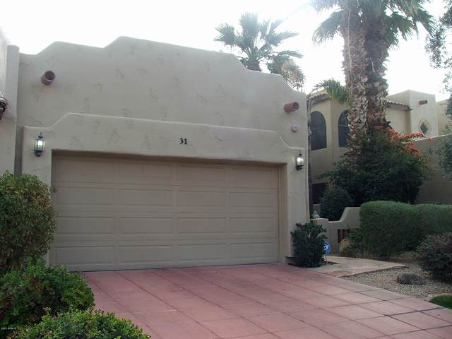 7955 E Chaparral Road #31, Scottsdale, AZ 85250 (MLS #6040976) :: The Everest Team at eXp Realty
