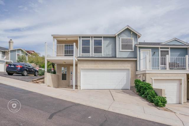 1102 W Peoria Avenue #8, Phoenix, AZ 85029 (MLS #6040979) :: Brett Tanner Home Selling Team