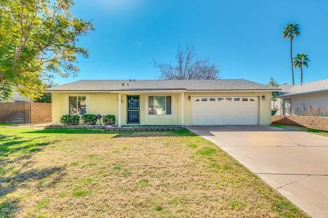 2319 W Plata Avenue, Mesa, AZ 85202 (MLS #6040981) :: Devor Real Estate Associates