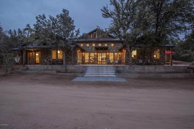 615 N Chaparral Pines Drive, Payson, AZ 85541 (MLS #6040990) :: Yost Realty Group at RE/MAX Casa Grande
