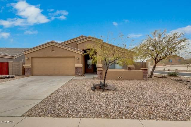 813 E Wolf Hollow Drive, Casa Grande, AZ 85122 (MLS #6040997) :: Yost Realty Group at RE/MAX Casa Grande