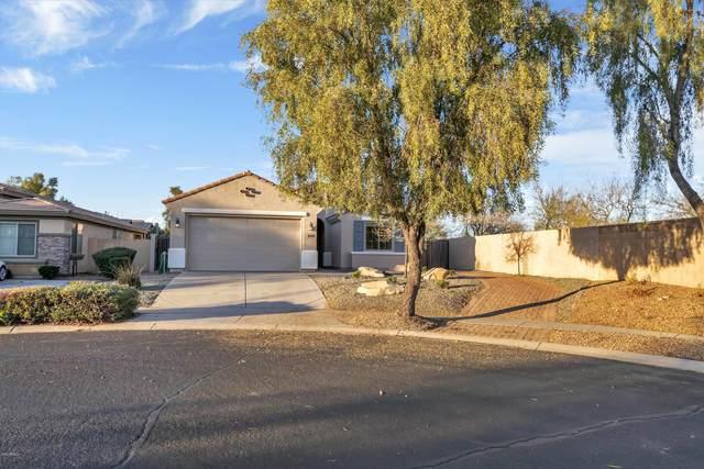 4216 S Fireside Court, Gilbert, AZ 85297 (MLS #6041004) :: CC & Co. Real Estate Team