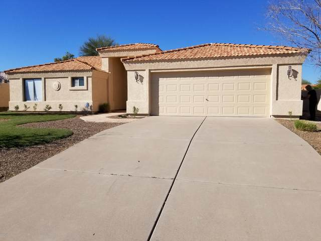 14016 N El Pueblo Boulevard, Fountain Hills, AZ 85268 (MLS #6041023) :: Brett Tanner Home Selling Team