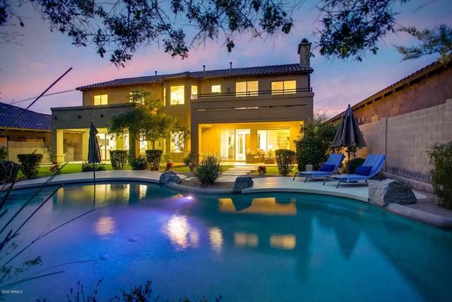 23017 N 39TH Way, Phoenix, AZ 85050 (MLS #6041041) :: My Home Group