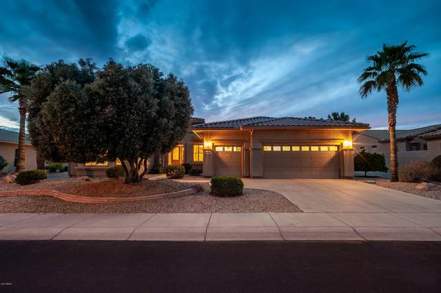 20126 N Horse Trail Drive, Surprise, AZ 85374 (#6041072) :: Luxury Group - Realty Executives Tucson Elite