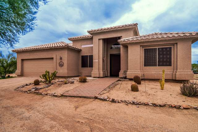 27836 N 158TH Street, Scottsdale, AZ 85262 (MLS #6041088) :: NextView Home Professionals, Brokered by eXp Realty