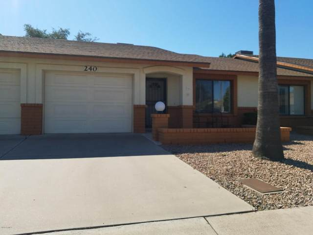 8021 E Keats Avenue #240, Mesa, AZ 85209 (MLS #6041103) :: Brett Tanner Home Selling Team