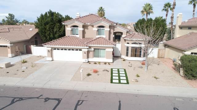 5512 E Campo Bello Drive, Scottsdale, AZ 85254 (MLS #6041106) :: Brett Tanner Home Selling Team