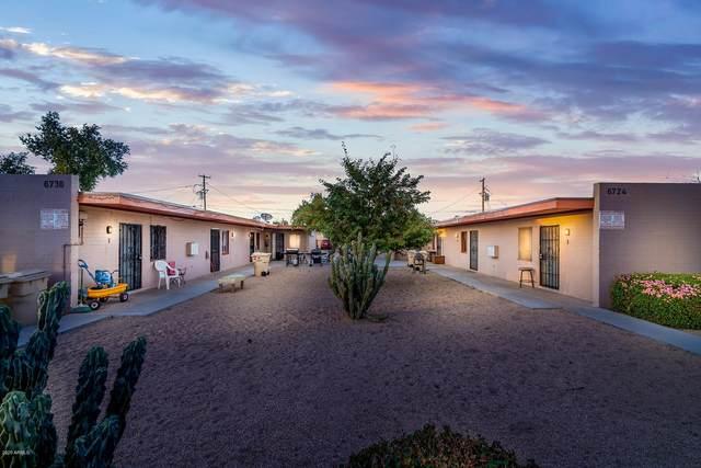 6730/ 6724 W Palmaire Avenue, Glendale, AZ 85303 (MLS #6041121) :: CC & Co. Real Estate Team