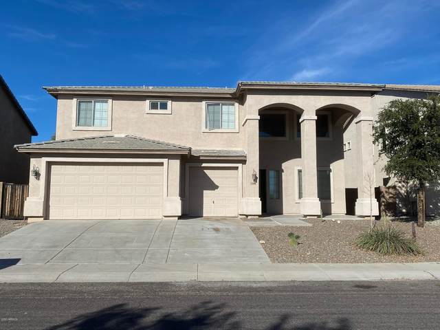 18606 W Kolina Lane, Waddell, AZ 85355 (MLS #6041137) :: Devor Real Estate Associates