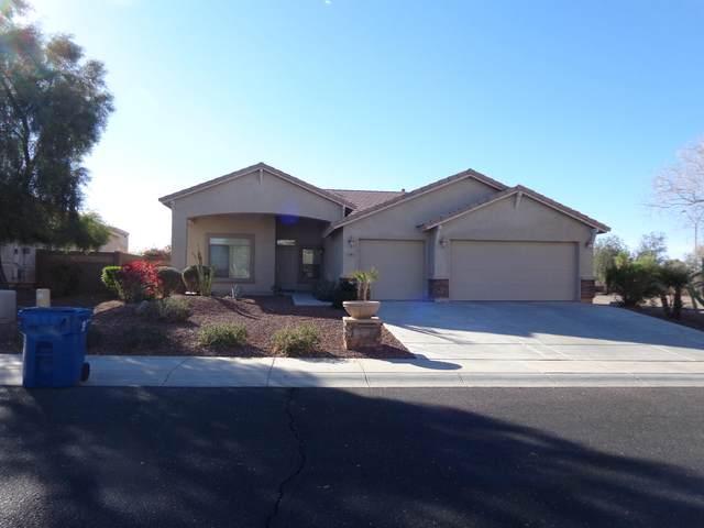 29633 W Columbus Avenue, Buckeye, AZ 85396 (MLS #6041139) :: Brett Tanner Home Selling Team