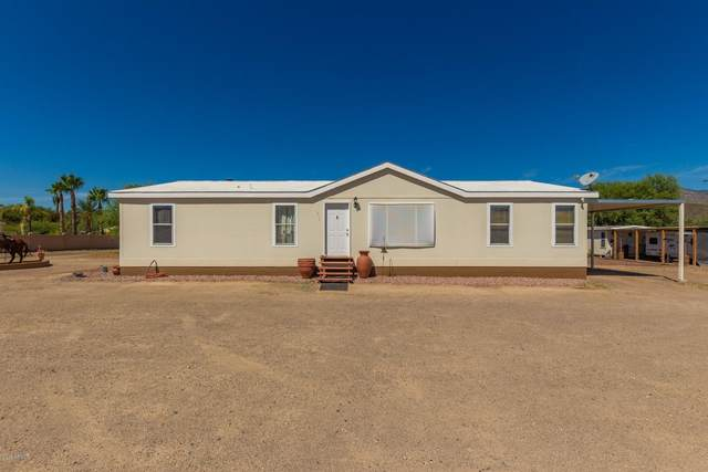 19460 E Abbott Street, Black Canyon City, AZ 85324 (MLS #6041200) :: Openshaw Real Estate Group in partnership with The Jesse Herfel Real Estate Group