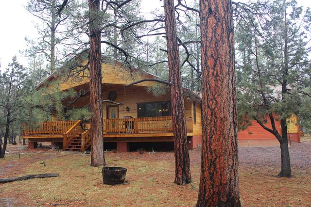 2168 S Wildoak Lane, Pinetop, AZ 85935 (MLS #6041208) :: Openshaw Real Estate Group in partnership with The Jesse Herfel Real Estate Group