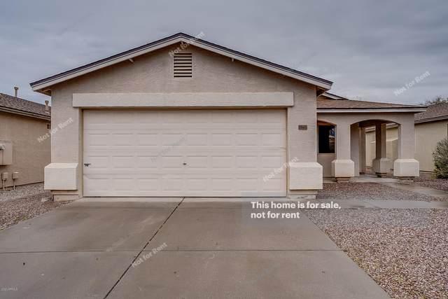 1041 E Denim Trail, San Tan Valley, AZ 85143 (MLS #6041232) :: The Kenny Klaus Team