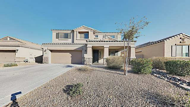 9434 W Colter Street, Glendale, AZ 85305 (MLS #6041239) :: Kortright Group - West USA Realty