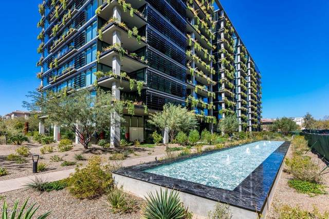 7120 E Kierland Boulevard #705, Scottsdale, AZ 85254 (MLS #6041243) :: The Kenny Klaus Team