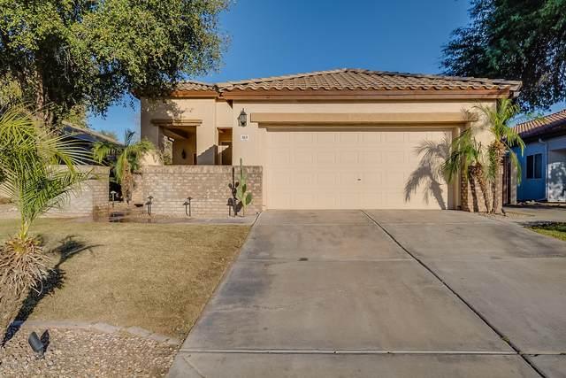 869 S Roanoke Street, Gilbert, AZ 85296 (MLS #6041245) :: The Kenny Klaus Team