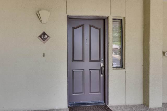 5104 N 32nd Street #118, Phoenix, AZ 85018 (MLS #6041248) :: My Home Group