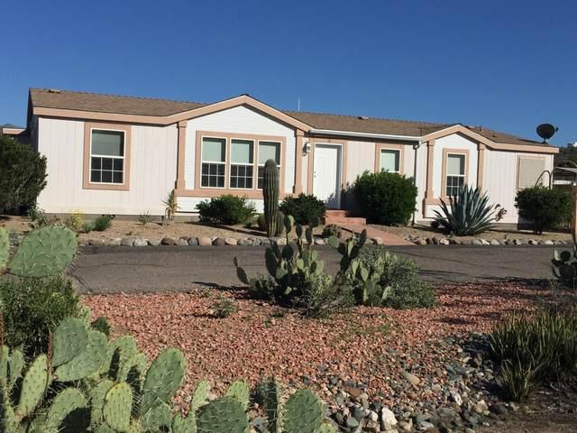 19500 E Gregory Street #18, Black Canyon City, AZ 85324 (MLS #6041279) :: The Ramsey Team