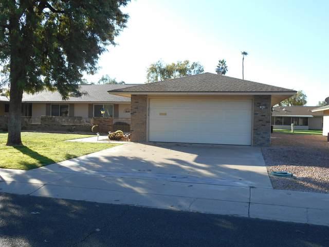 9419 W Sandstone Drive, Sun City, AZ 85351 (MLS #6041293) :: Brett Tanner Home Selling Team