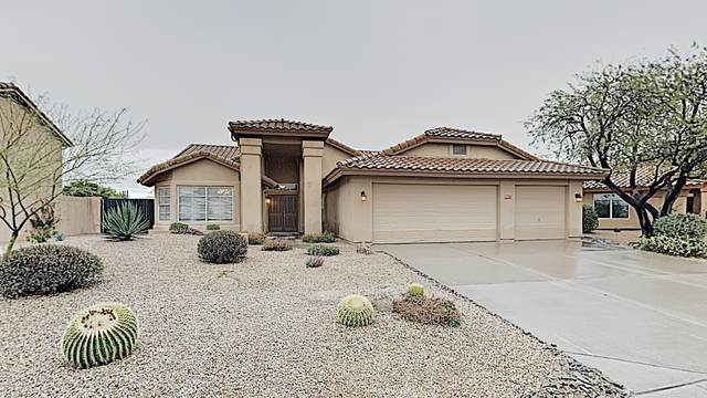 30621 N 46TH Place, Cave Creek, AZ 85331 (MLS #6041297) :: The Laughton Team