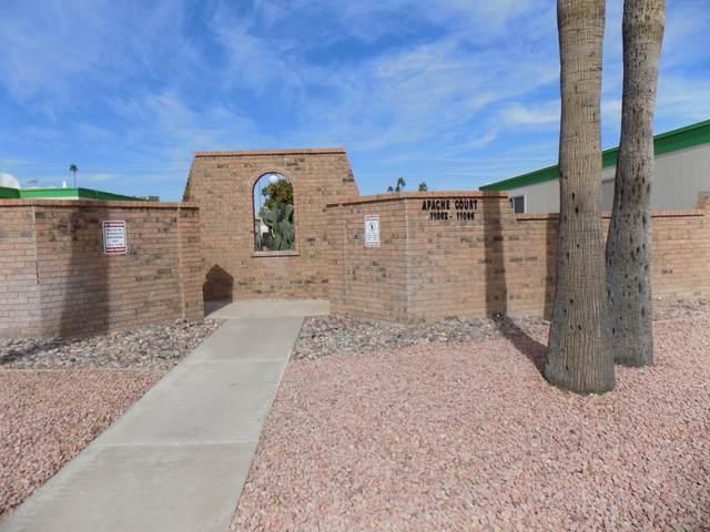 11080 W Coggins Drive, Sun City, AZ 85351 (MLS #6041321) :: The Helping Hands Team