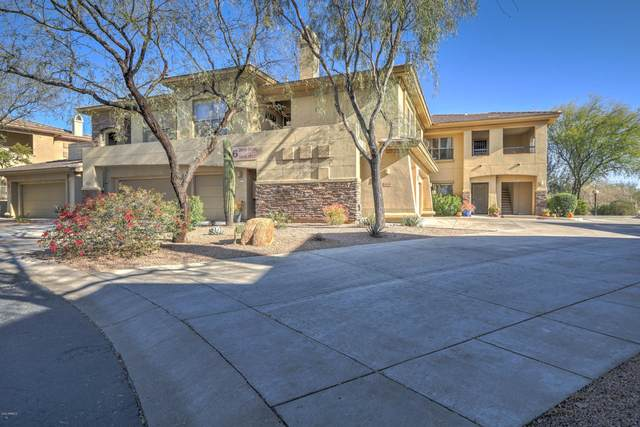16800 E El Lago Boulevard #2017, Fountain Hills, AZ 85268 (MLS #6041329) :: Brett Tanner Home Selling Team