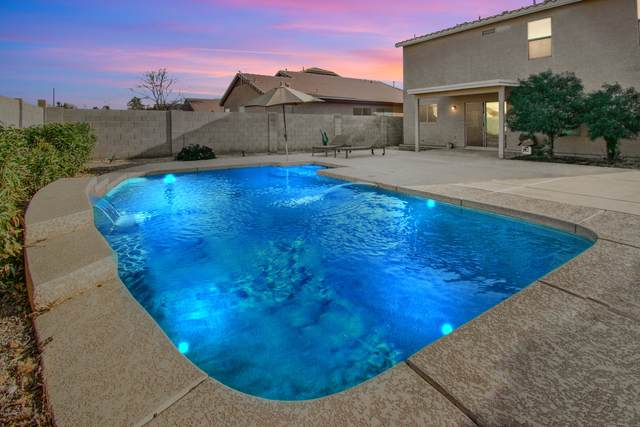 1790 W Desert Hills Drive, San Tan Valley, AZ 85142 (MLS #6041331) :: The Kenny Klaus Team