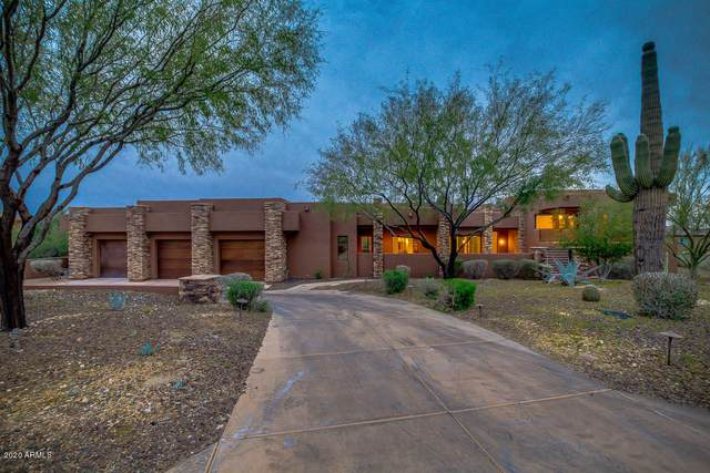 5365 E Prickley Pear Road, Cave Creek, AZ 85331 (MLS #6041354) :: Openshaw Real Estate Group in partnership with The Jesse Herfel Real Estate Group