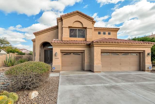 24433 N 75TH Street, Scottsdale, AZ 85255 (MLS #6041359) :: Brett Tanner Home Selling Team