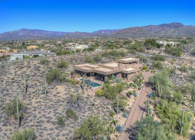 38199 N Tranquil Way, Carefree, AZ 85377 (MLS #6041366) :: Openshaw Real Estate Group in partnership with The Jesse Herfel Real Estate Group
