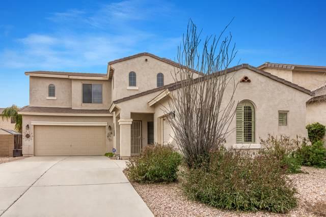 1439 E Laurel Drive, Casa Grande, AZ 85122 (MLS #6041369) :: Yost Realty Group at RE/MAX Casa Grande