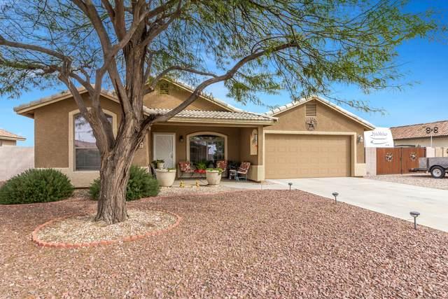 847 E Brookfield Circle, Casa Grande, AZ 85194 (MLS #6041371) :: neXGen Real Estate