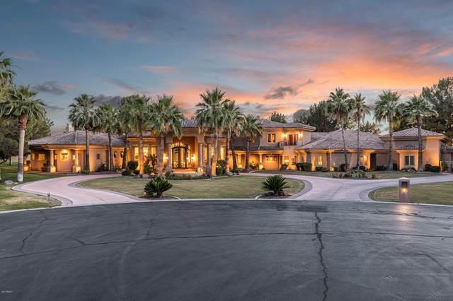 7 E Oakwood Hills Drive, Chandler, AZ 85248 (MLS #6041383) :: Kortright Group - West USA Realty