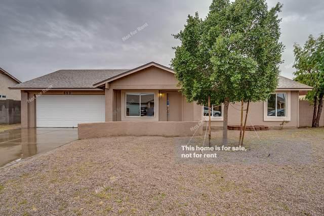 663 E Osage Avenue, Apache Junction, AZ 85119 (MLS #6041384) :: Devor Real Estate Associates