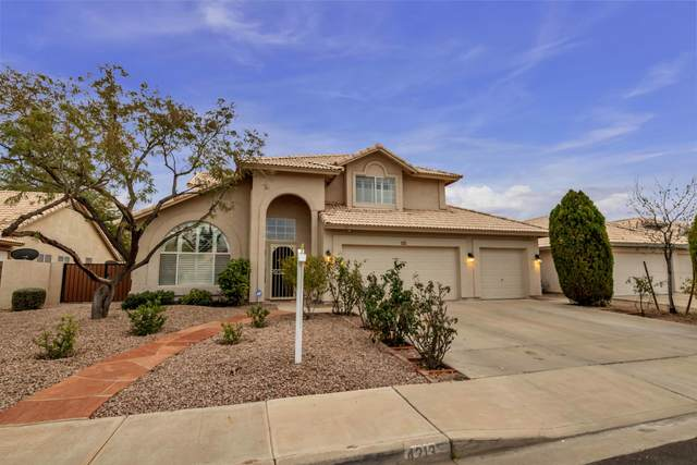 4213 W Bart Drive, Chandler, AZ 85226 (MLS #6041398) :: Kortright Group - West USA Realty