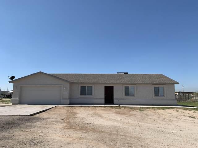 11508 S Tuthill Road, Buckeye, AZ 85326 (MLS #6041400) :: Brett Tanner Home Selling Team