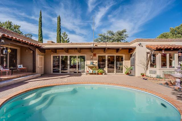 290 San Miguel Drive, Sedona, AZ 86336 (MLS #6041408) :: The Ramsey Team