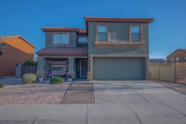 23653 W Tamarisk Avenue, Buckeye, AZ 85326 (MLS #6041414) :: Brett Tanner Home Selling Team